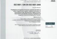 2013 SGS Certificato 9001
