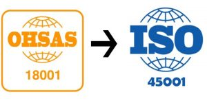 nuove norme UNI ISO 45001